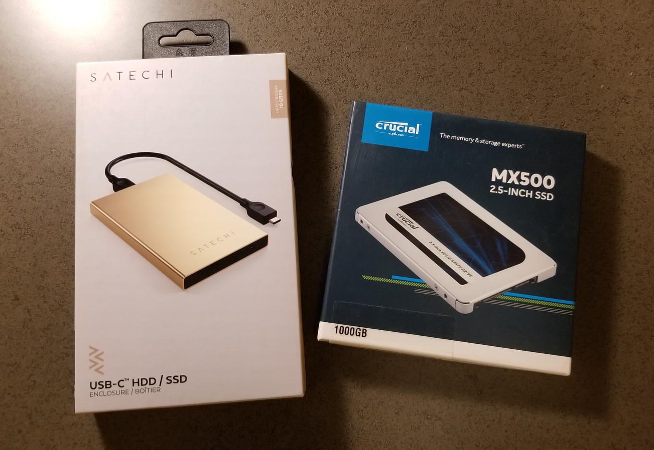 1TBのポータブルSSDを激安・半額で手に入れる方法